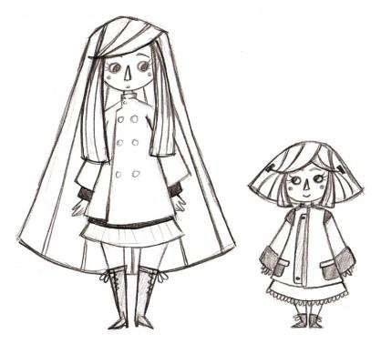 les héroïnes de kakó